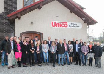 Szkolenie w siedzibie firmy Unico